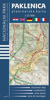 Paklenica-map-Cover